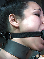 If ever a girl found herself in an Infernal situation it is Dana Vixen, right now. Every bit of her is being tormented and she loves it.