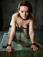 Hazel Hypnotic is not just an average bondage lover. Just the thought of doing live BDSM for an anonymous audience gets her dripping wet. Whenever she performs for us it is another chance to have her darkest desires fulfilled. I guess that is why she begs