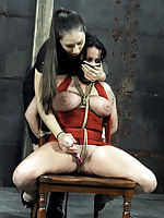 Moxxie is hot enough to make Sister Dee want to fuck her up. There is something about her body that just invites punishment.