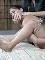 Pain sluts are the best kind. It does not matter how much it hurts, Jade will always want more. Every sting or strike just gets her wet. Give Sister Dee a cane and she can make those kinds of sexual fantasies come true for anyone. She enjoys causing the p